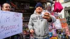 Lotteria Italia: festa a Napoli, il vincitore forse è un turista