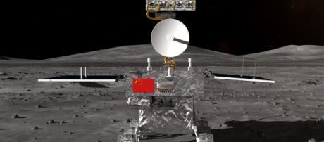 Chang'e-4 rover: rilasciate nuove foto del lato oscuro della Luna.