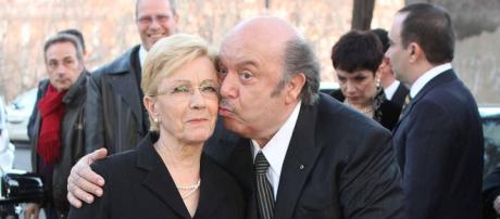 Lino Banfi sulla malattia della moglie Lucia Zagaria: Non mi ... - fanpage.it