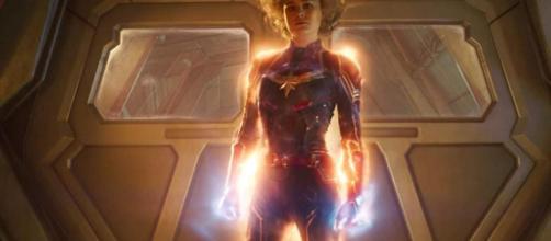 Capitã Marvel promete introduzir uma das maiores personagens do MCU. (foto: Marvel Studios)