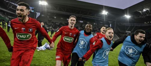 Coupe de France : 5 petits poucets encore en lice
