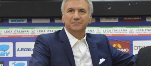 Il diesse del Lecce, Meluso - foto siciliaogginotizie.it