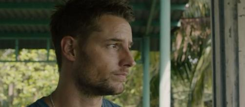 Justin Hartley plays Kevin Pearson character in the show. Photo: screencap via Entertainment Tonight/ YouTube