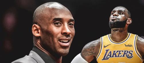 Kobe Bryant reacts to LeBron's injury and Lakers losing streak [Image by ClutchPoints / Instagram]