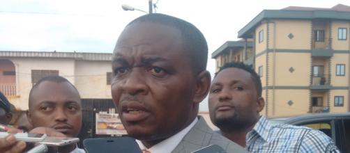 Le maire de Yaoundé de 6 E Yoki Onana © Odile Pahai