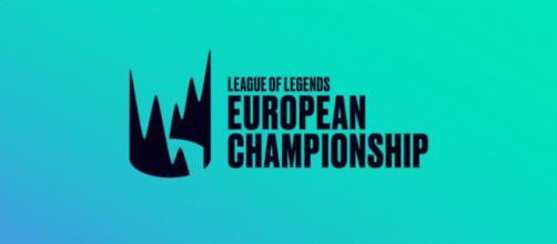 Logo de LEC créer pour l'éditeur Riot Games