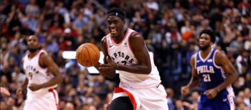 Pascal Siakam has been one of the main catalysts to Toronto's excellent start. [Image Source: Flickr | James Anderson]