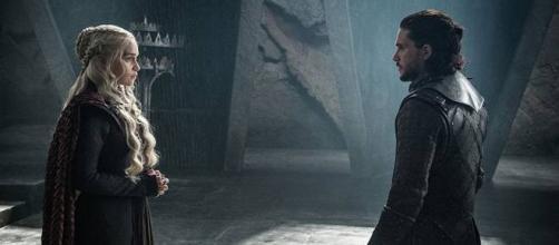 Prime immagini dell'ottava stagione di Game of Thrones