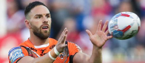 Talisman Luke Gale could be out the 2019 season before it's even got going. (Image via skysports/Youtube)