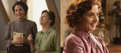 Trame spagnole Una Vita: Celia incinta, Lolita chiede a Servante di portarla all'altare