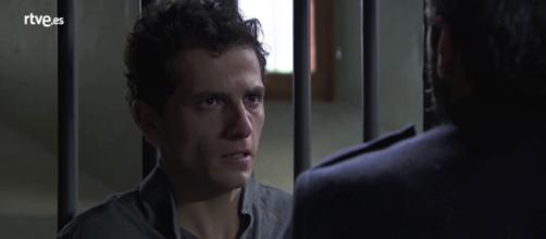 Trame Una Vita: Antonito finisce in carcere con l'accusa di truffa aggravata