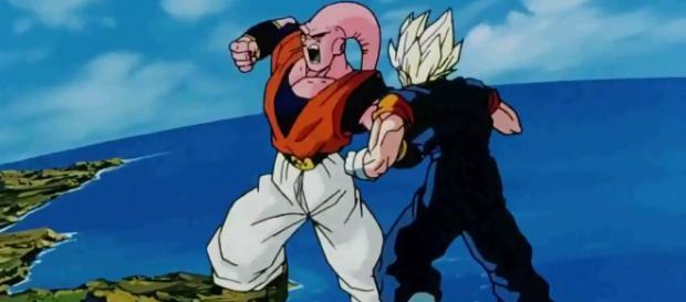 In dieser Form angeblich nur so stark, wie der SSJ3: Super Buu - Dragon Ball Z