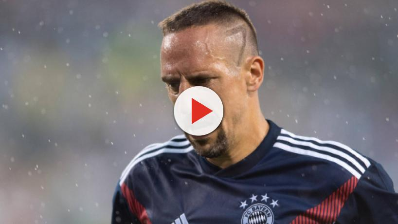 """Franck Ribéry nach Ausraster: """"Mir geht es gut"""" - Angeblich tolle Atmosphäre"""