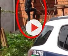 Suspeitos fugiram quando avistaram a polícia. (foto: Site Sidrolândia News/Reprodução)
