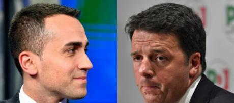 Luigi Di Maio smonta le balle di Matteo Renzi su Carige