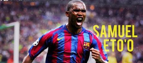 Samuel Eto'o (Imagem via Youtube)
