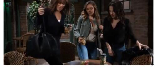 Alexis, Kristina, and Sam's choices may spell disaster. (Image Source: Love Sam 1122-YouTube.)