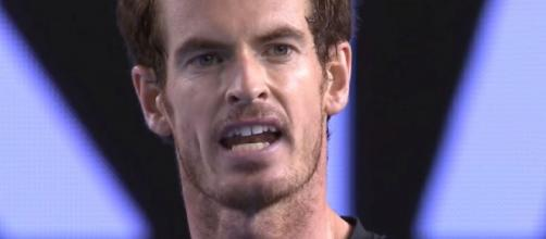 Andy Murray has never won the Aussie Open. Photo credit - Australian Open TV/YouTube