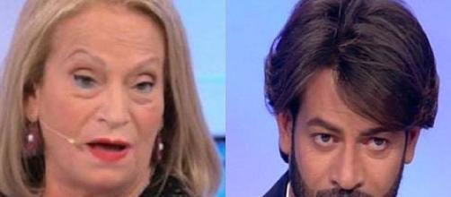 Anticipazioni Uomini e donne: nuovo scontro tra Angela e Gianni