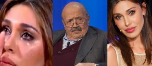 Belen Rodriguez e il futuro incerto a Mediaset.