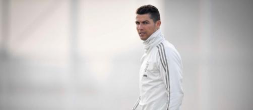 Cristiano Ronaldo: mancano i gol su punizione con la maglia della Juve. Foto - Juventus.com.