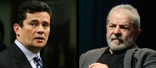 Defesa de Lula entregou alegações finais do processo envolvendo o sítio de Atibaia, e fez críticas a Sérgio Moro (Crédito: Agência Brasil)