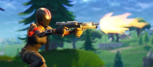 Dual Pistols are back to Fortnite Battle Royale! Credit: In-game screenshot