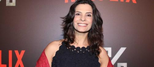 Helena Ranaldi tem 51 anos (Reprodução Netflix)