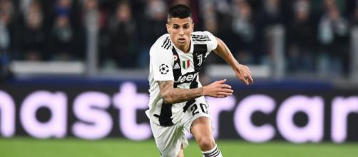 Juventus, Cancelo si allena in parte con i compagni