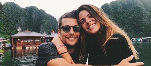 Laura Matamoros y Benji deciden terminar su relación
