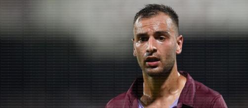 Luigi Vitale potrebbe lascia la Salernitana per vestire la maglia del Perugia