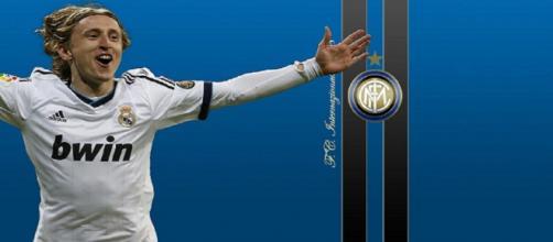 Luka Modric vuole solo l'Inter