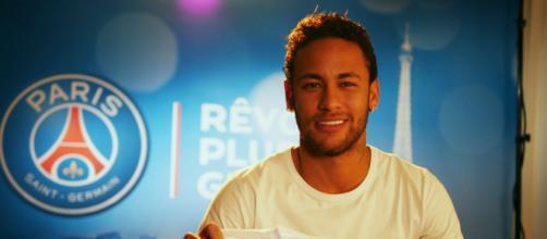 Jogador Neymar Jr. (Divulgação)