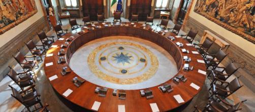 Palazzo Chigi: il primo Consiglio dei ministri del 2019 è durato 8 minuti (ph. Wikipedia)