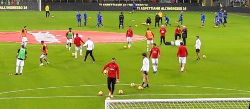 Sampdoria-Milan, ottavi finale Coppa Italia: la partita in diretta tv e streaming Rai