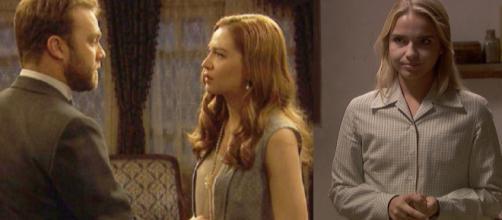 Spoiler Il Segreto: Antolina è in dolce attesa, Julieta flirta con Fernando.