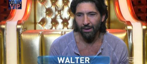 Walter Nudo svela il motivo dell'astinenza: 'Non ho trovato la donna giusta'.