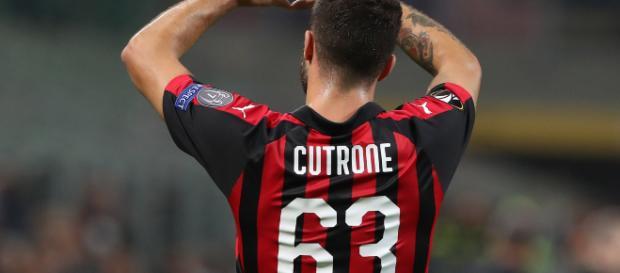 AC Milan star Patrick Cutrone names three strikers he looks up to - sempremilan.com