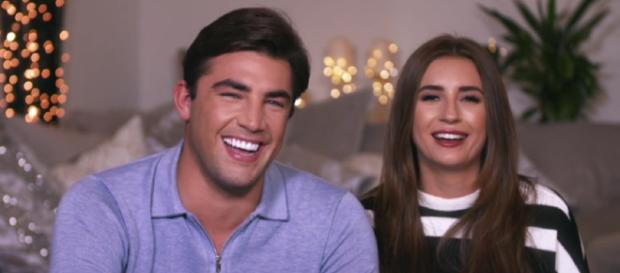 Everyone's favourite Love Island couple return for new three-part series (Image Credit: Jack and Dani: Life After Love Island/ITV Hub)
