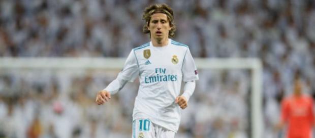 Luka Modric annoncé sur le départ