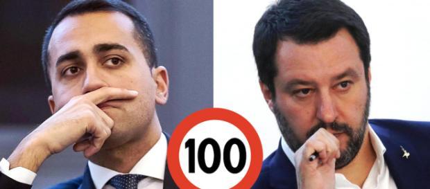 Pensioni, dal primo aprile arriva quota 100, Di Maio e Salvini ancora al lavoro sul testo del decreto