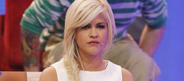 Ylenia Padilla, en un plató de televisión - bekia.es