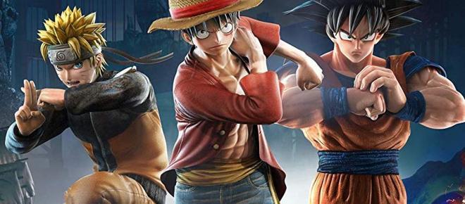 Neues Anime Spiel Jump Force - Mögliche Figuren, die auftauchen wie Bakugo oder Dio