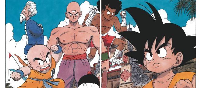 Dragon Ball Z: Wer ist stärker? Tenshinhan vs Krillin