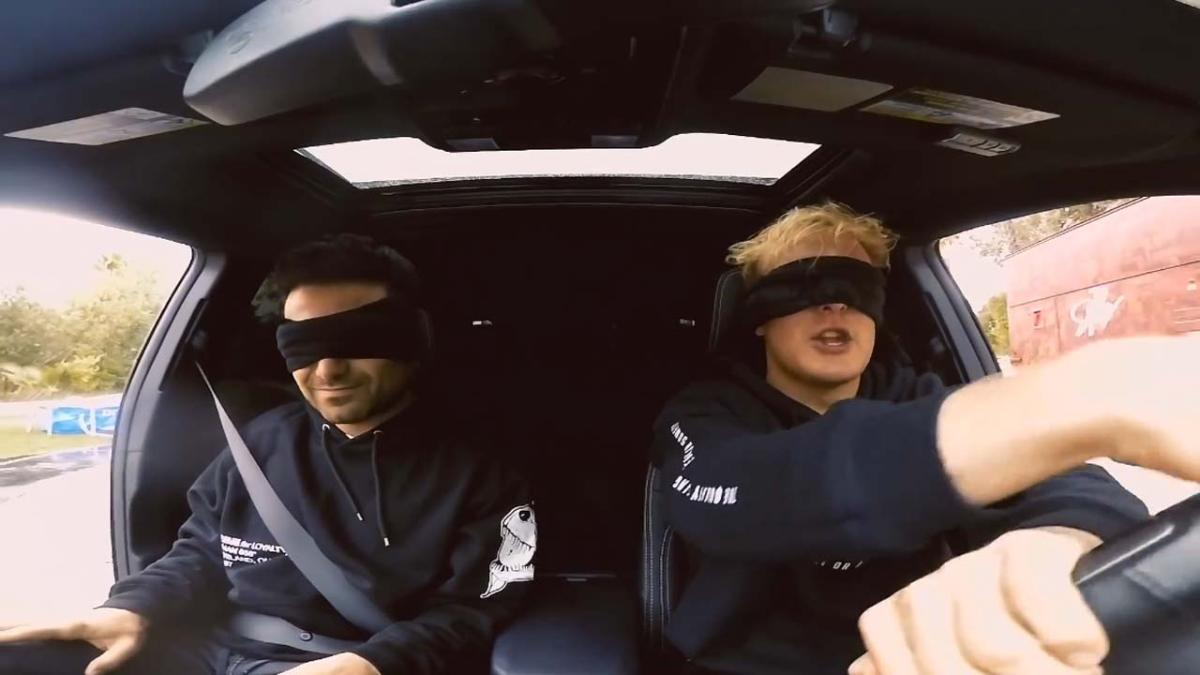 Youtube Celebrity Jake Paul Latest To Take On The Bird Box Challenge
