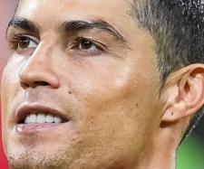 Cristiano Ronaldo (Imagem via Wikipedia)