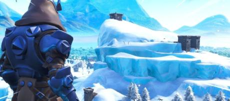 Big changes are coming to Fortnite's Polar Peak. Credit: Hollow / YouTube