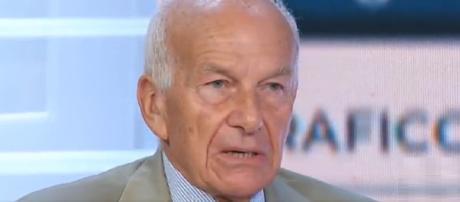 Fausto Bertinotti parla dell'attuale fase di Governo