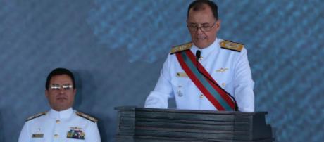 Novo chefe da Marinha diz que Brasil esteve com EUA em 3 guerras (Reprodução)