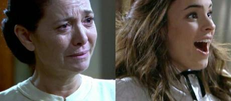 Spoiler Una Vita: Fabiana sospetta che Cayetana è viva, Leonor felice per la madre